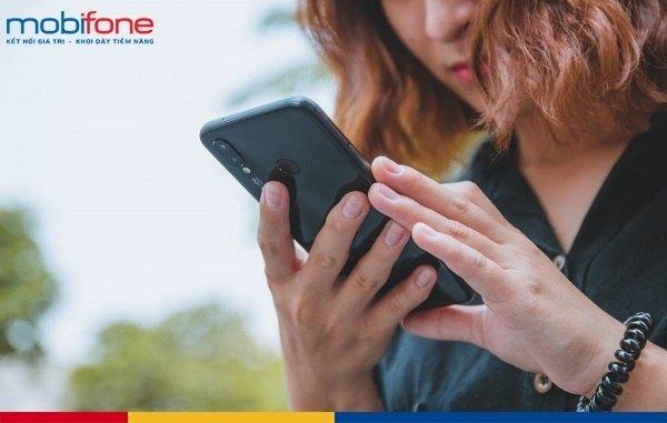 Cách chỉ nhận tin nhắn khuyến mãi nạp thẻ từ Mobifone