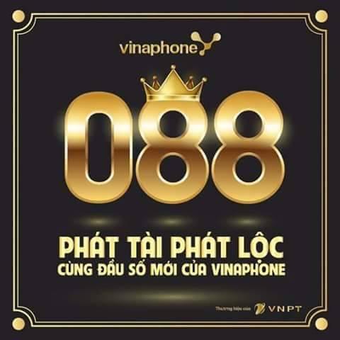 Chuyển đổi đầu số mới : Giải nghĩa đầu số 088 của VinaPhone